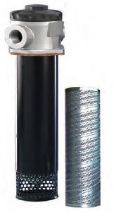 Returfilter tankmonterat - FILTREC FCR-7