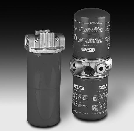 Spin-On filter - Hydac MF & MFD