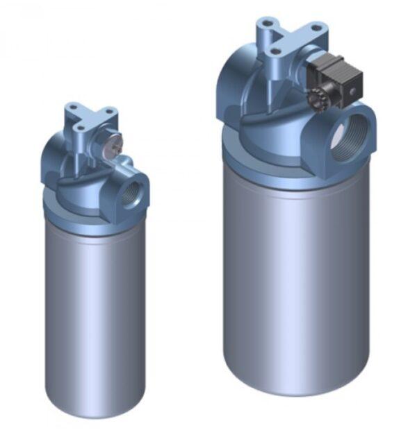 Spin-on filter 35 bar - MP Filtri MSH