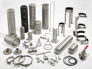 Tillbehör påsfilterhus - Allied Filter Systems
