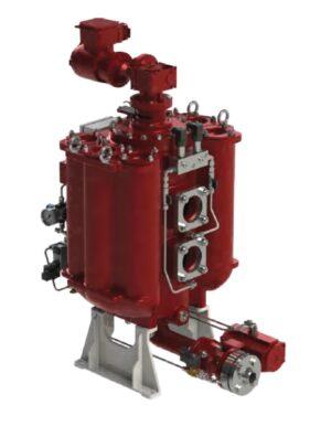Backspolande automatfilter AutoFilt® RF9 - Hydac