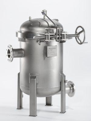 Påsfilterhus MULTI - Allied Filter Systems