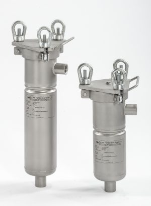 Påsfilterhus HD/RBFP/RBFV 13 & 14 - Allied Filter Systems