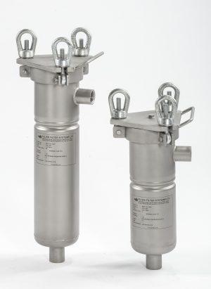 Påsfilterhus HD/RBFP/RBFV 13 & 14 - Allied Filter Systems