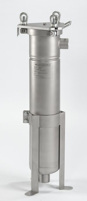 Påsfilterhus RBFD/RBFP 11 & 12 - Allied Filter Systems