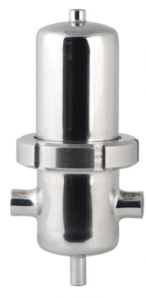 Tryckluftsfilter 16 bar rostfritt stål - OMEGA AIR SPF-serien