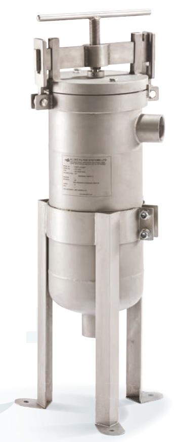 Påsfilterhus TRBF11 & TRBF12 - Allied Filter Systems